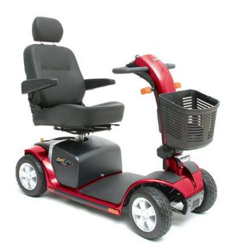 Pride Colt Plus 4 Wheeler Mobility Scooter - Mobility Scooters