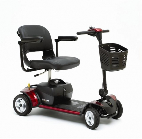 Pride Go Go Elite Traveller Plus Fold Away Mobility Scooter Mobility Scooters