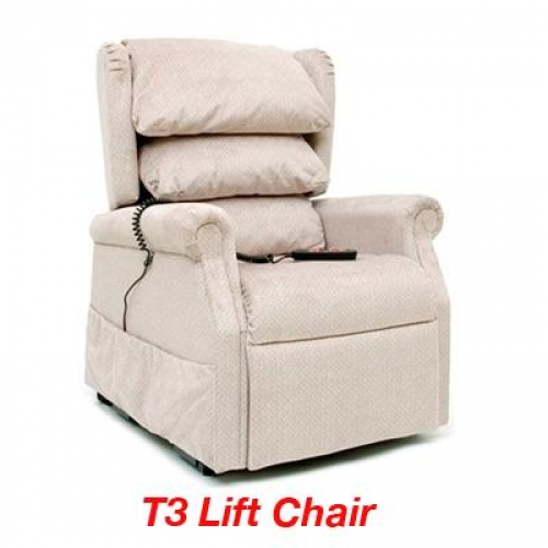Pride T3 Riser Recliner Lift Chair