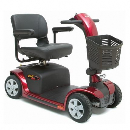 Pride Mobility 4 Wheel Scooters
